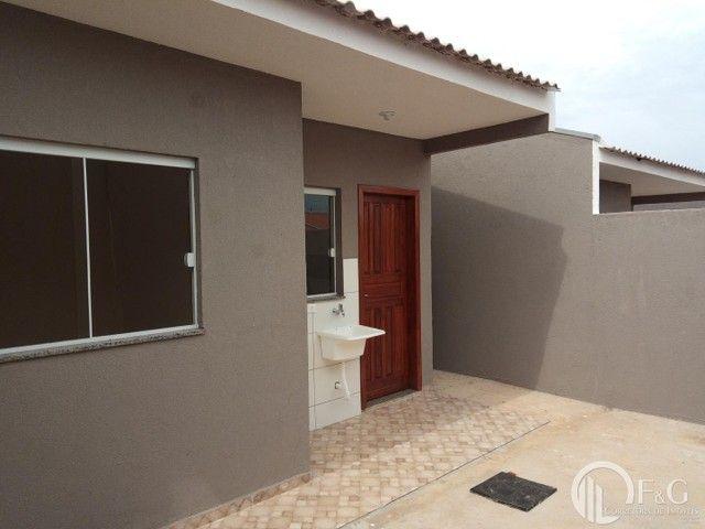Casa à venda com 2 dormitórios em Cará-cará, Ponta grossa cod:670521.001 - Foto 7