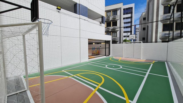 Apartamento para Venda em Maceió, Ponta Verde, 3 dormitórios, 1 suíte, 3 banheiros, 2 vaga - Foto 16