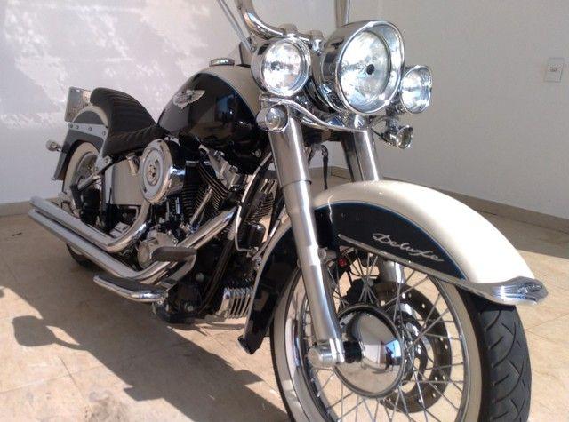 Moto Harley Davidson HD Softail Deluxe 2012 - Foto 7