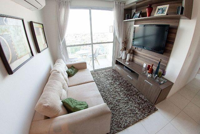 Apartamento na Maraponga com 2 Quartos e lazer completo - Entrada Facilitada