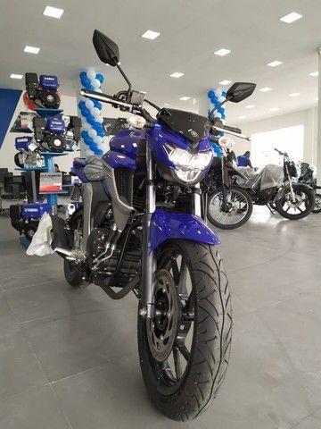 Yamaha Fazer 250 ABS 2021/2021 0km - Foto 8
