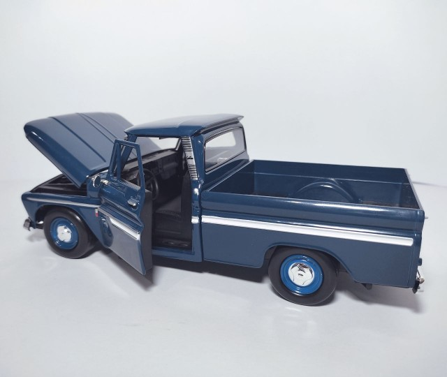 Míniatura Chevy c-10  - Foto 4