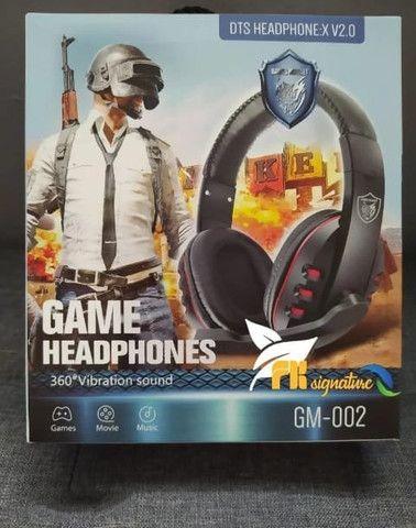 Fone De Ouvido D Dodge G20 Ps4 / X One Headphone C/microfone - Foto 3