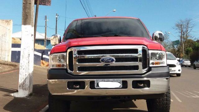 FORD F-250 XLT 3.9 4X4 CABINE DUPLA