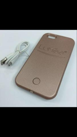 Capa case flash lumee