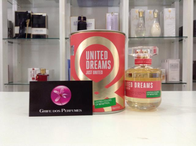 Perfume just united for her edt 80ml Benetton