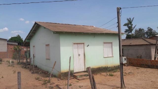Vendo casa Monte Alegre Facilito pagamento veja;