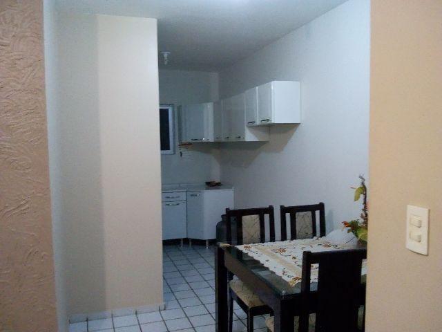 Apartamento no residencial Gamboa do Potengi
