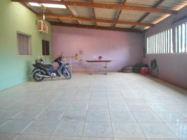 Residência financiada na Zona Sul com 3q, e 4 vagas de garagem-Ágio 68.000,00