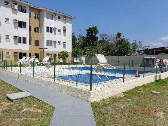 Condominio girassol atras da bemol torquato 950 agua gas e condominio incluido