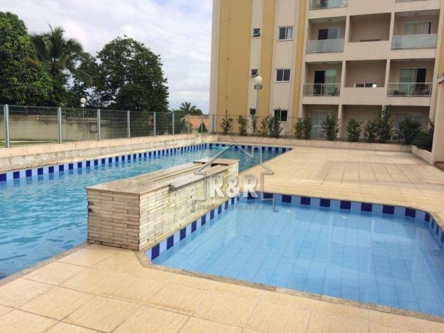 Vende-se um excelente apartamento no condomínio Veredas.