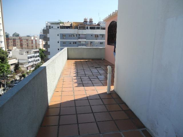 Cobertura muito ampla Méier Cachambi 3qts vaga varanda dps terração - Foto 19
