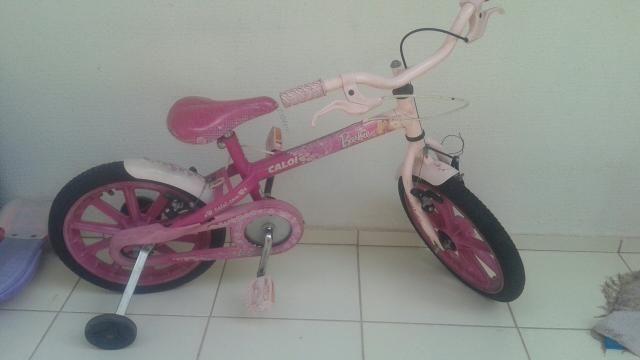 Vendo bicicleta infantil 160