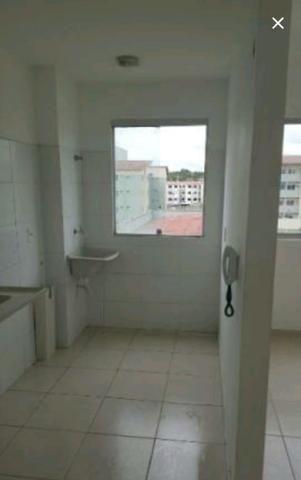 Alugo Apartamento de 02 Qts em condominio fechado - água e gás incluso