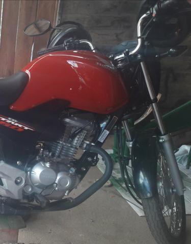 Vendo moto cg160 start