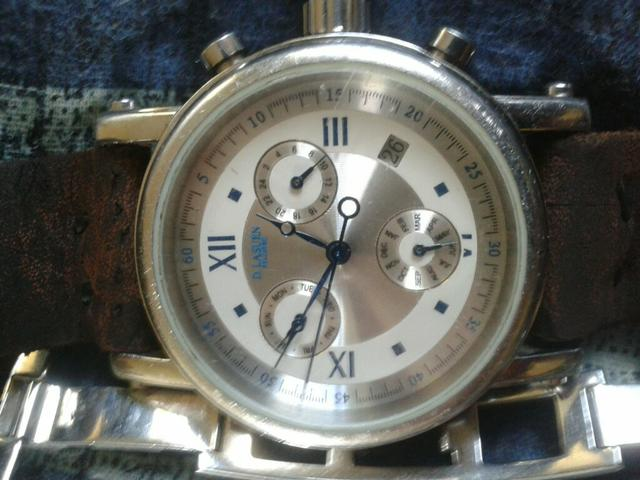 Relógio automático D. Lasuén