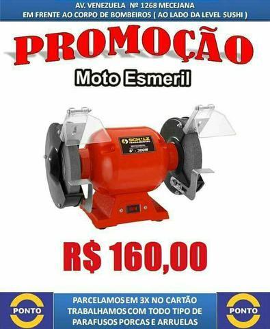 Motor Esmeril