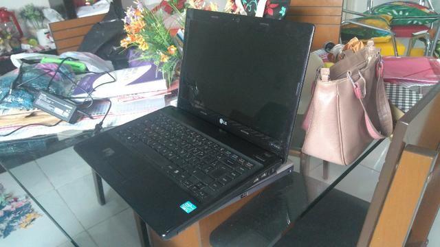 Notebook lg 14 Windows 8 Processador Intel I3 PR LG
