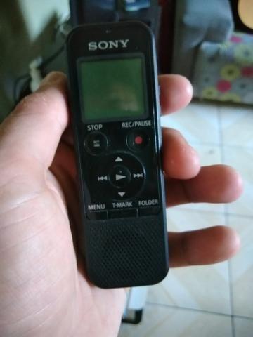 Sony gravador px440 em bom estado