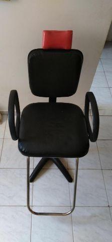 Cadeira pra salao