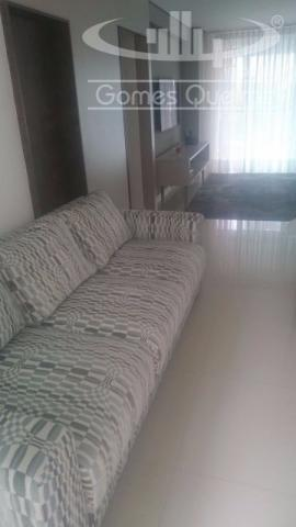 Apartamento residencial à venda, cocó, fortaleza. - Foto 19