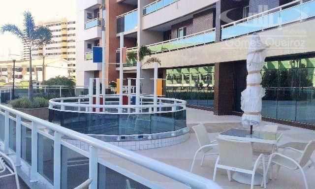 Apartamento residencial à venda, meireles, fortaleza. - Foto 3
