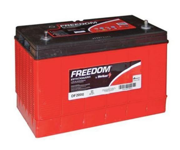 Bateria Selada P/Nobreak Df2000-Pp 12v/115ah Estacionaria - Freedom