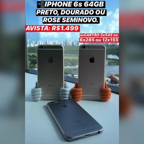 c5aa604a1 IPhone 6s 64GB super promoção, somos loja - Celulares e telefonia ...