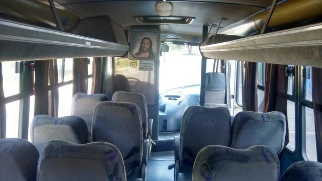 Micro-ônibus Agrale tanderboy 8-150 motor retificado - Foto 4