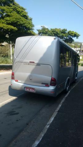 Micro-ônibus Agrale tanderboy 8-150 motor retificado - Foto 5
