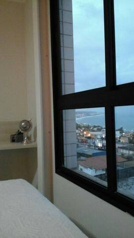 Flat Vista Mar Ponta Negra 235mil - Foto 6