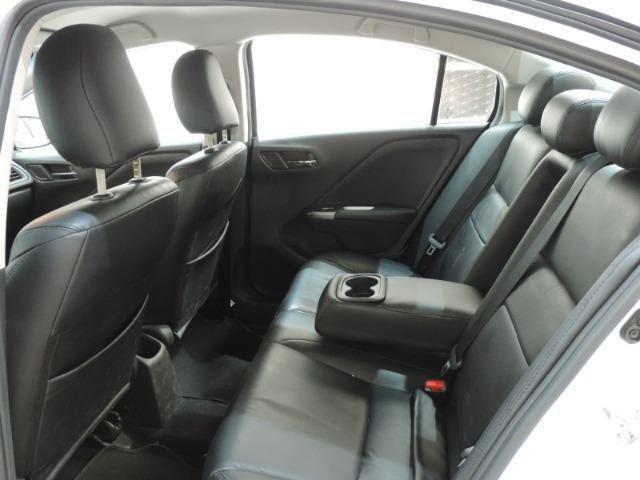 Honda City LX 1.5 Flex Automático - Foto 6