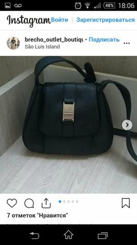 90511b937 Bolsa de couro importada - Bolsas, malas e mochilas - Quintas do ...
