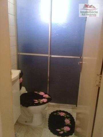 Apartamento com 2 dormitórios à venda por r$ 139.000 - sítio cercado - curitiba/pr - Foto 12