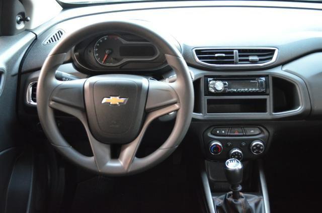 Gm - Chevrolet Onix 1.0 lt flex manual *único dono * 58.000 km - Foto 12