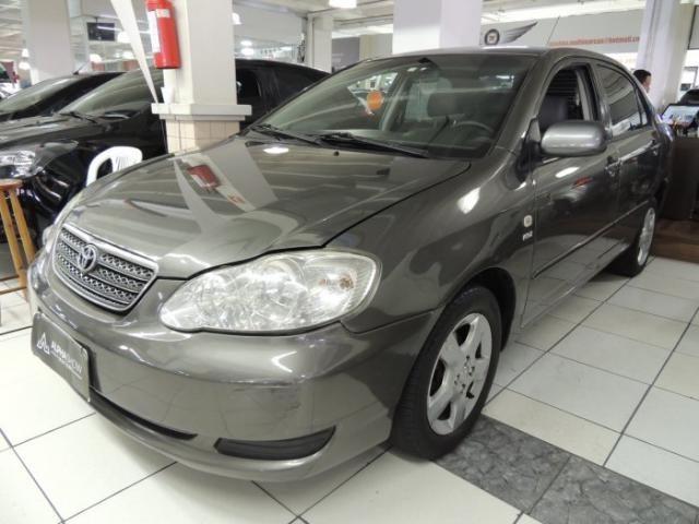 Toyota corolla 2005 1.8 xei 16v gasolina 4p automÁtico - Foto 2