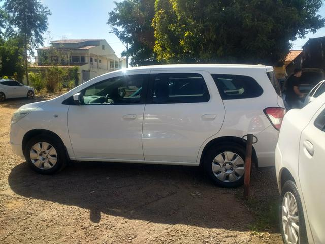 Chevrolet spin 1.8 Completa 5 lugares 2013/2013 LT impecável