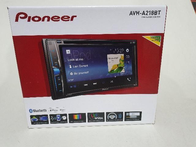 Central Multimídia DVD Pioneer AVH-A218BT - 2 Din Touch Screen, Bluetooth - Foto 2