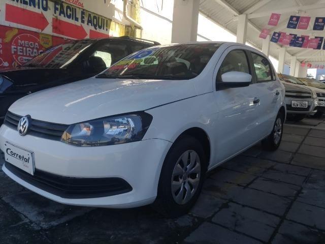 Vw- Volkswagen - Gol City 1.0 Flex Carro Extra - Financio 81- * - Foto 2