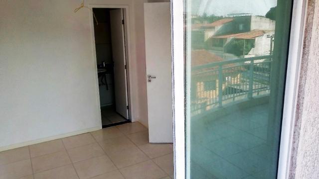Cobertura na Maraponga, 3 quartos, sendo 2 suítes, deck, churrasqueira e Jacuzzi, 2 vagas - Foto 10