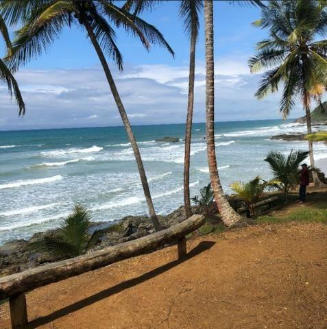 Havaizinho - praia famosa no sul da Bahia