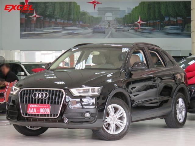 Audi Q3 2.0 Tfsi Attraction Automatico 2014