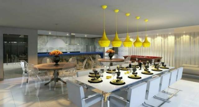 Altíssimo Padrão na Gruta o Apto no Edf Grand Versalles com 3 suites - Em construção - Foto 6