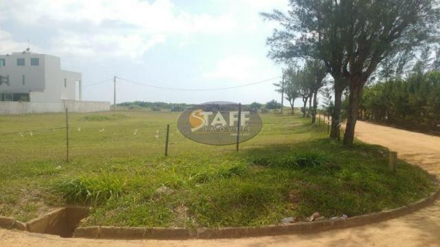 KE- Lotes de 384 m² e 450 m² dentro do Condomínio Orla 500 em Unamar - Cabo Frio - Foto 5