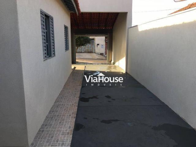 Casa com 2 dormitórios à venda, 170 m² por R$ 205.000 - Luiza Grandizolli Girardi - Brodow - Foto 9