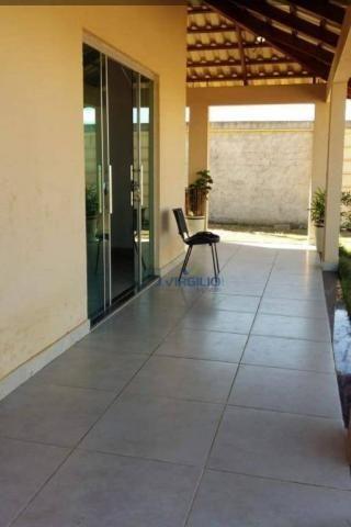 Galpão à venda, 424 m² por R$ 750.000 - Setor dos Bandeirantes - Aparecida de Goiânia/GO - Foto 9