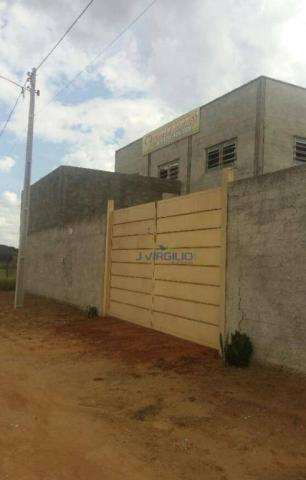 Galpão à venda, 424 m² por R$ 750.000 - Setor dos Bandeirantes - Aparecida de Goiânia/GO - Foto 19