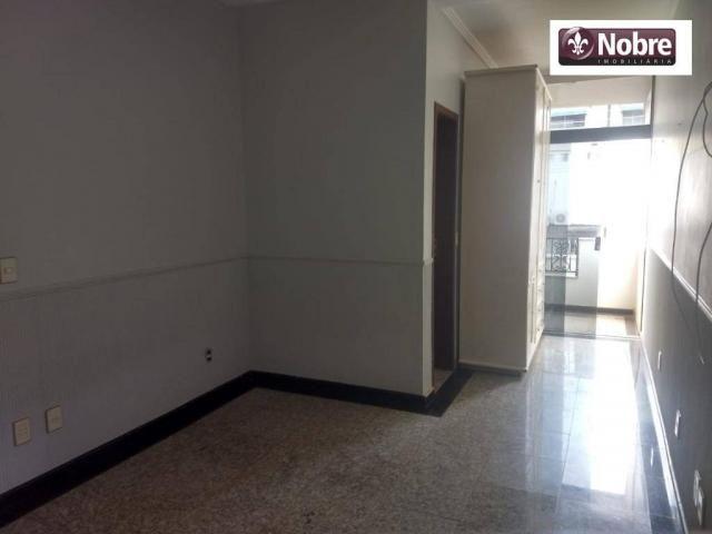 Sobrado com 4 dormitórios para alugar, 289 m² por r$ 3.520/mês - plano diretor sul - palma - Foto 7