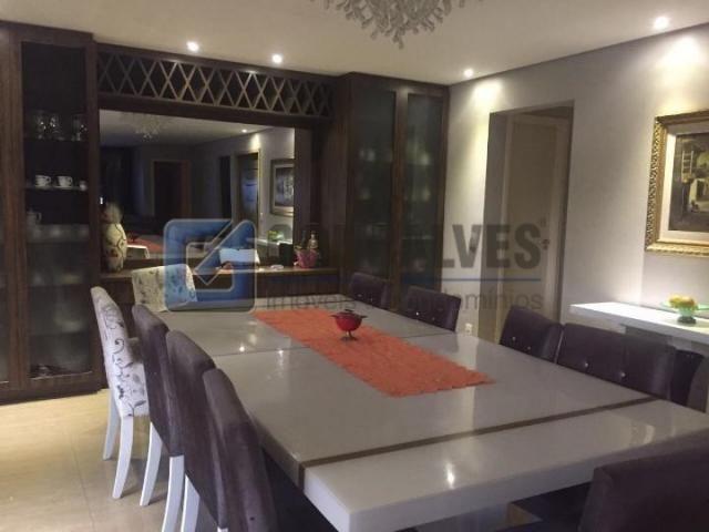 Apartamento à venda com 3 dormitórios em Centro, Sao bernardo do campo cod:1030-1-127735 - Foto 4