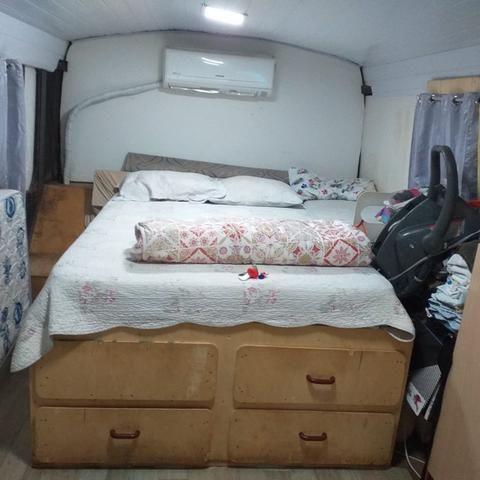 Ônibus motorhome - Foto 9